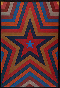 Obra de Sol. Crédito:http://en.wikipedia.org/wiki/Sol_LeWitt